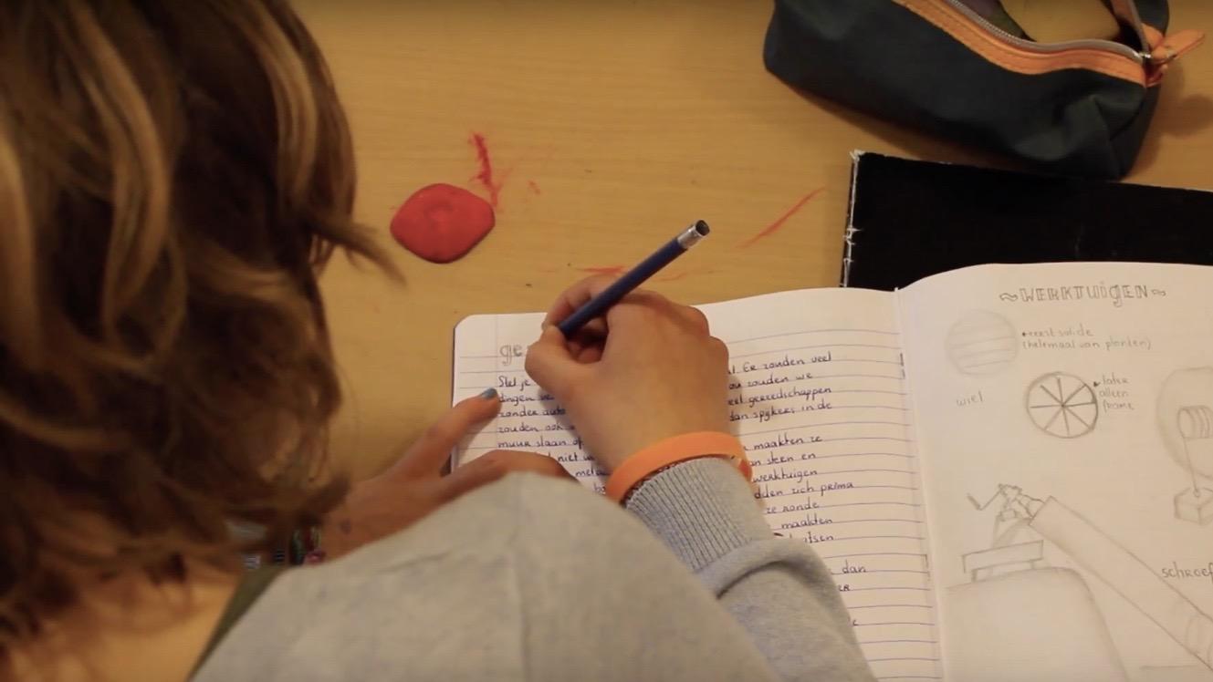 RTV Utrecht maakt item over de vrijeschool